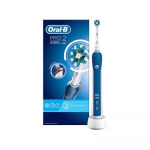 Oral-b Pro 2 2000N Electric Toothbrush