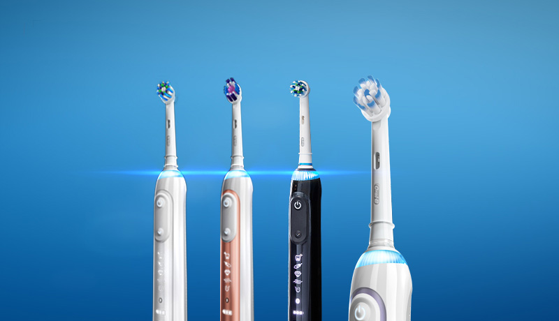 Study shows electric toothbrushes clean teeth and gums better than manual ones